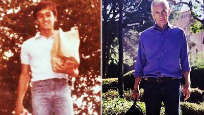Jorge Ramos ayer y hoy: ¿por qué esta foto es tan especial para el periodista mexicano?