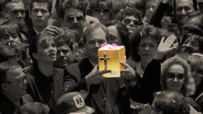 Las cenizas de 'Cantinflas' corren peligro: su urna funeraria se descompone