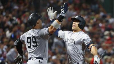 Los New York Yankees creen que volverán a romper el récord de jonrones
