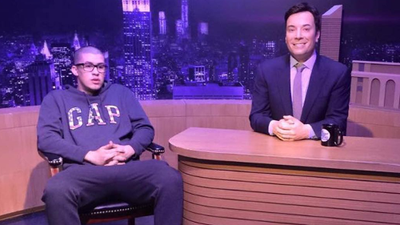 Bad Bunny makes his TV debut in memory of Hurricane María victims