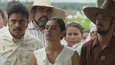 María Garza se enfrentó a los empleadores agrícolas exigiéndoles pagos justos y terminó siendo arrestada