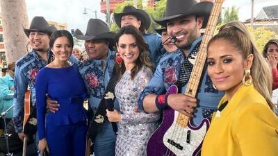 El musical regalo de 'Bronco' para Primer Impacto en su aniversario 25