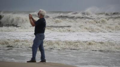 'Timelapse': Así llegó a la costa de Florida la tormenta Gordon