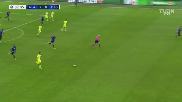 Tiro de esquina para Dinamo Zagreb