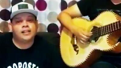 Este es el último video que el cantante Gerardo López grabó antes de morir