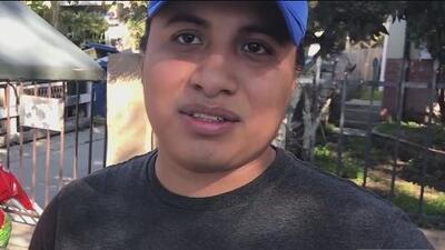 La historia de 'Elote Man', el inmigrante que está a punto de recibir su visa U tras varios años de lucha y abusos