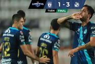 El Puebla gana y se mete entre los cuatro mejores del torneo