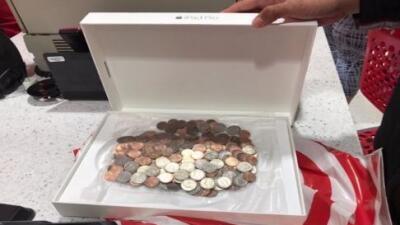 La estafa del iPad disfrazado de 'pennies' | Univision 34