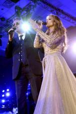 Jennifer Lopez hizo temblar a Phoenix
