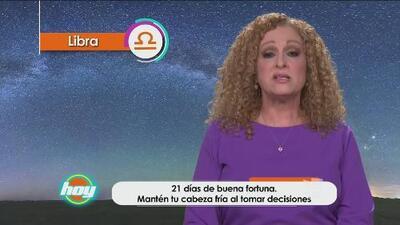 Mizada Libra 14 de julio de 2016