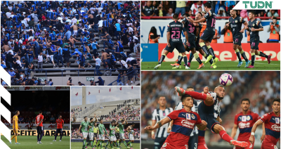 Las imágenes para enmarcar en la Jornada 14 de la Liga MX