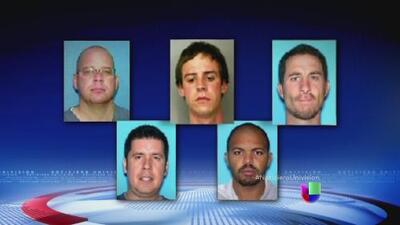 Empleados de parques de atracciones en Florida fueron arrestados por delitos sexuales