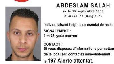 Bélgica y Francia buscan a dos nuevos sospechosos de atentados de París