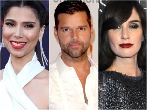 Ricky Martin, Paz Vega y Roselyn Sánchez como anfitriones de los Latin GRAMMY