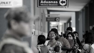 """""""Fuera venezolanos, nicas, haitianos"""": la xenofobia no es nueva en América Latina"""