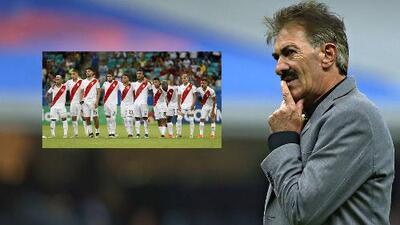 """La Volpe: """"Perú demostró que no hay equipo chico, que no se gana con los nombres"""""""