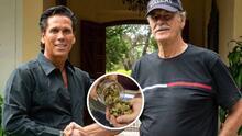 Roberto Palazuelos y Vicente Fox anuncian alianza para vender productos cannabis en todo México