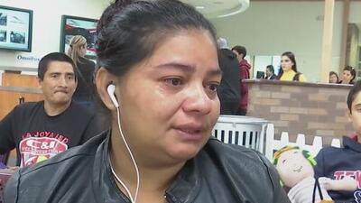 """""""Nos separaron y ya no la volví a ver"""": madre migrante lucha por reencontrarse con su hija"""