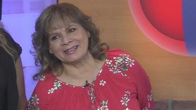¡Esta mamá disfrutó en grande su cambio de look cortesía de Univision 19!