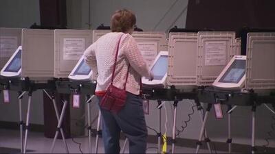 Nueva propuesta busca reemplazar la maquinaria para votación en Georgia