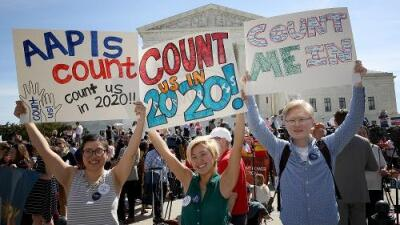 Corte Suprema bloquea la polémica pregunta de ciudadanía del Censo 2020 por ahora y Trump pide retrasarlo