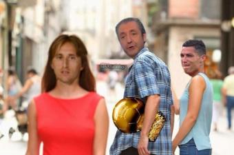 Memelogía | Luka Modric también se aseguró el Balón de Oro...de los memes en Rusia 2018