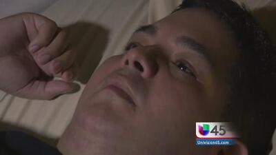 Hombre hispano suplica a legisladores que aprueben ley de eutanasia