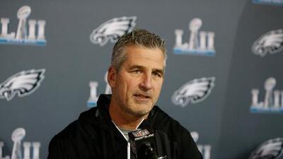 Frank Reich, nuevo entrenador en jefe de Indianapolis