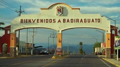 La norteña tierra de narcos en México