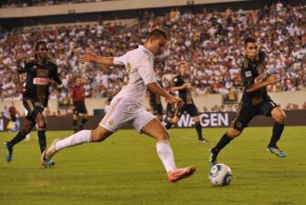 Real Madrid mantuvo el invicto ante el Union