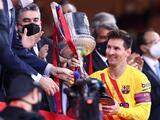 """Messi: """"Es muy especial ser el capitán de este club"""""""