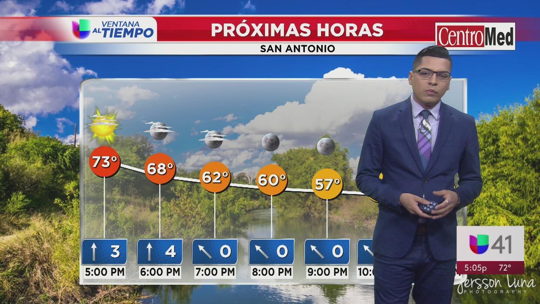 San Antonio tendrá cielos despejados hasta el miércoles - Univision