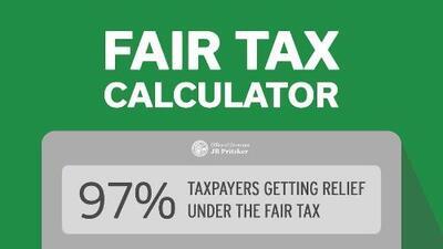 Illinois publica su calculadora de impuesto justo para residentes