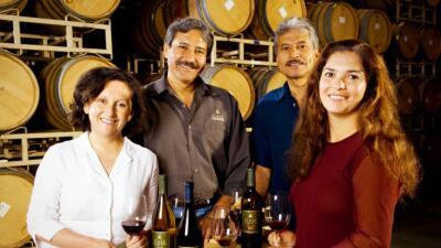 Ceja Wines, el éxito mexicano en Napa Valley