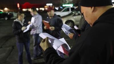 Activistas aseguran que los arrestos de indocumentados en todo el país ya habrían comenzado