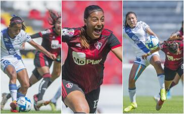 En fotos: Atlas Femenil recibe a Puebla y vence 2-0