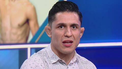 El 'Goyito' Pérez anticipa una pelea de infarto en su revancha contra David 'DJ' Fuentes
