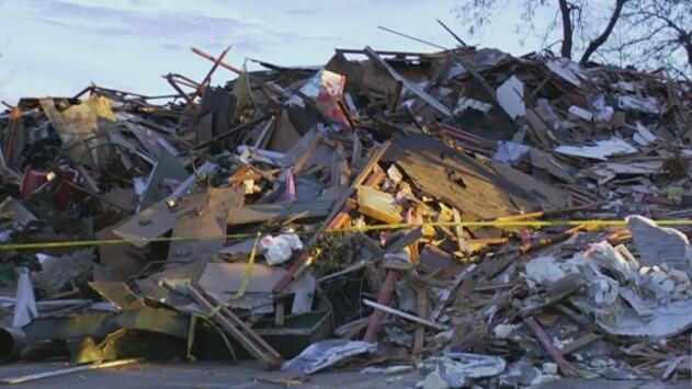 La pesadilla que vivieron cerca de 90 personas que perdieron sus viviendas tras un incendio en Dallas