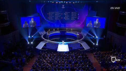 Así quedaron conformados los grupos tras el sorteo de la UEFA Champions League