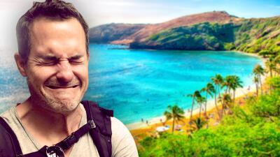 Carlos Calderón se despidió del paraíso y de la aventura: mira cómo pasó sus vacaciones en Hawaii