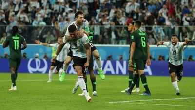 """Gustavo Matosas: """"Argentina jugó un poquito mejor ante una Nigeria que no dejó nada"""""""