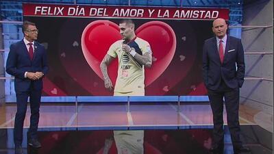 Felix Día del Amor y la Amistad: ¿Dejará 'Nico' Castillo con el corazón partido a los fans de Pumas?