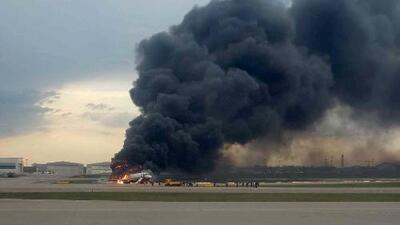 Autoridades siguen investigando el accidente del avión ruso que estalló en llamas con 78 personas a bordo