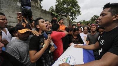 Periodista nicaragüense explica las razones de la aguda crisis que se vive en ese país