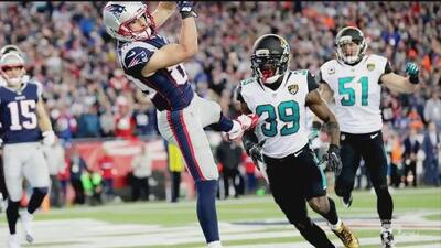 Danny Amendola quiere repetir en el Super Bowl su histórico touchdown ante Jacksonville