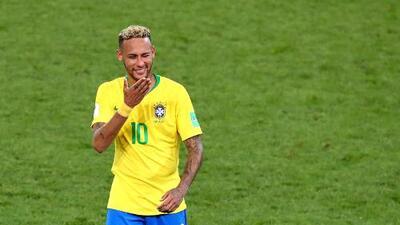 ¡Cuidado México! Neymar estará al 100% para el duelo de octavos de final