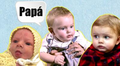 El primer año de Matías: aquí las fotos íntimas que confirman que es el hijo de Julián Gil
