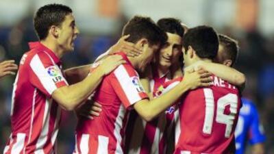 Levante 1-2 Athletic Club: El Athletic da un nuevo paso hacia la 'Champions'
