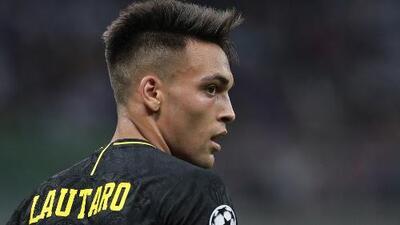 Lautaro Martínez tiene su mira goleadora apuntada hacia el Milan