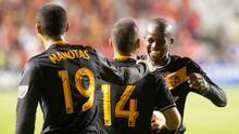 De la mano de Alex, el Dynamo se lleva el triunfo de Salt Lake por la mínima
